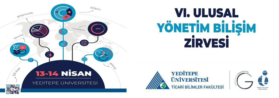 VI. National Management Information Systems Summit Yeditepe University