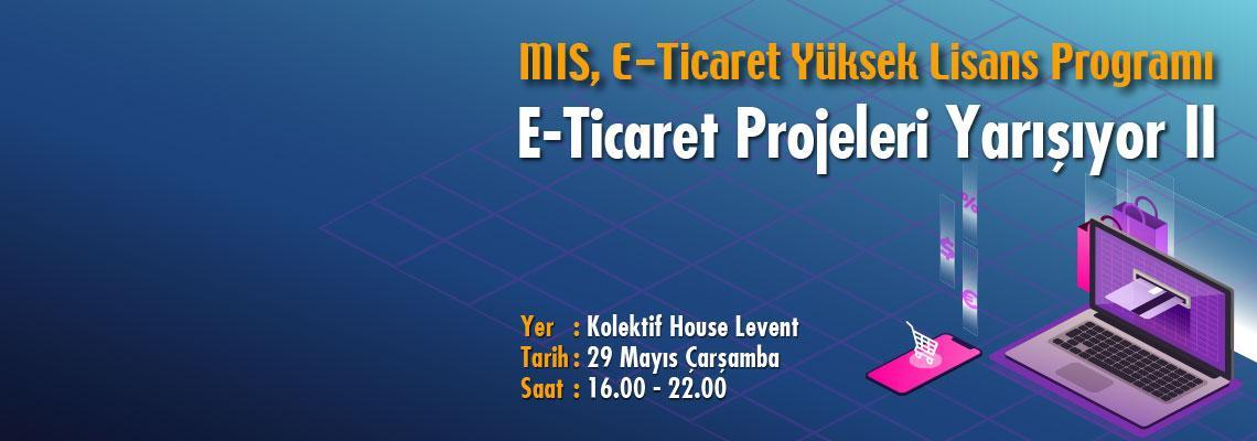 E-Commerce Projects Competition Yeditepe University